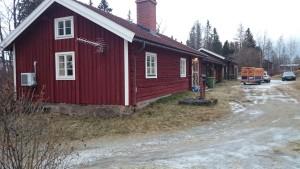 Vårt nya hem:)