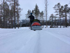 Fjellpulken i Klövsjö